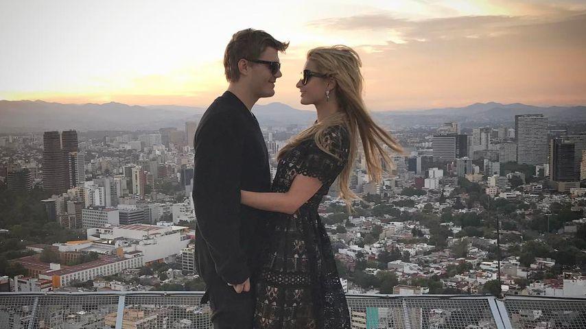"""""""Mi Amor"""": Paris Hilton erklärt Chris Zylka ihre Liebe!"""