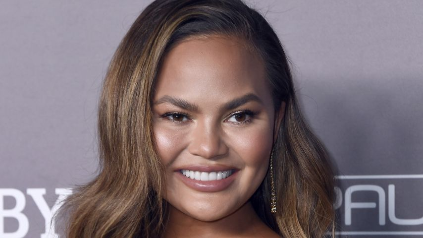 Chrissy Teigen im November 2019