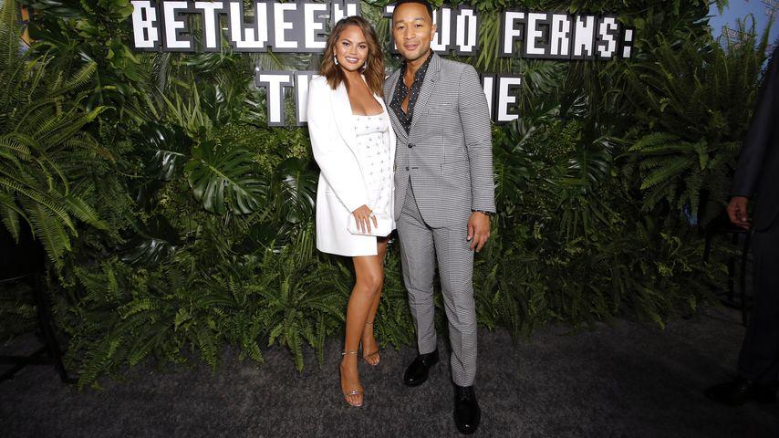 Chrissy Teigen und John Legend, Ehepaar