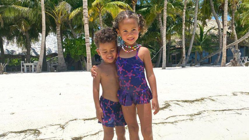 Chrissy Teigen und John Legends Kids Miles und Luna