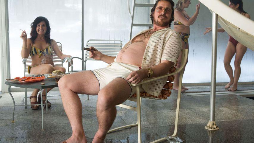 Christian Bale in American Hustle 2013