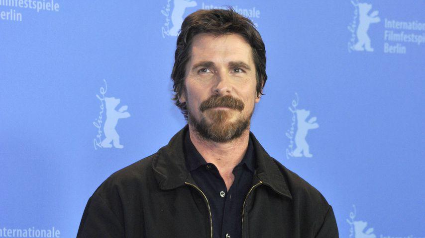 "Oscar-Glanz in Berlin: Christian Bale stellt ""Vice"" vor!"