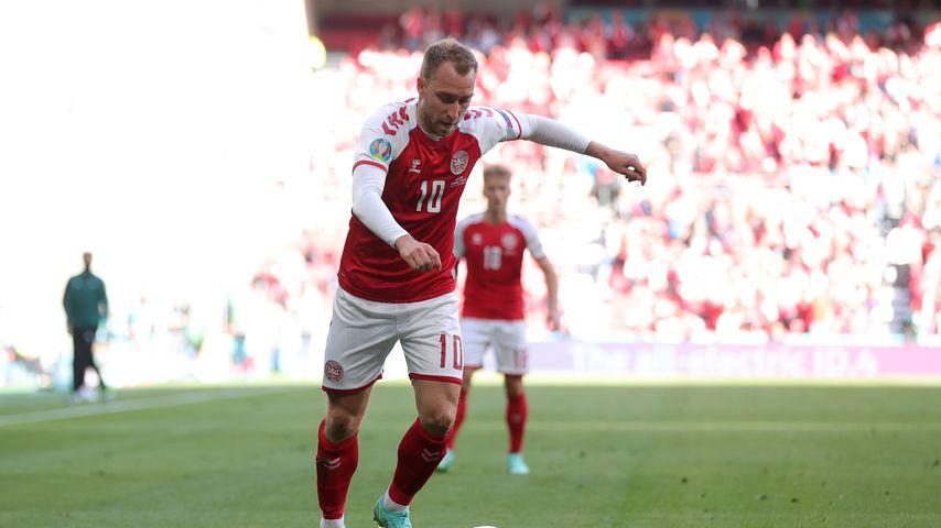 Fußballer Christian Eriksen