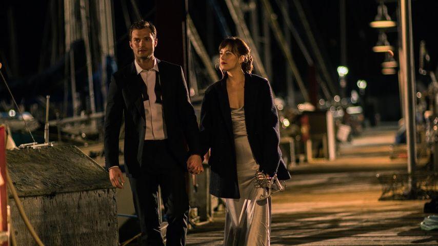 """""""Fifty Shades of Grey 2"""": Neue Fotos heizen Vorfreude an!"""