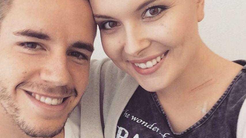Seine Freundin hat Krebs: DFB-Kicker setzt Zeichen der Liebe