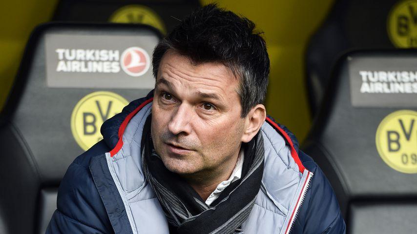 Christian Heidel, ehemaliger Manager vom FC Schalke 04