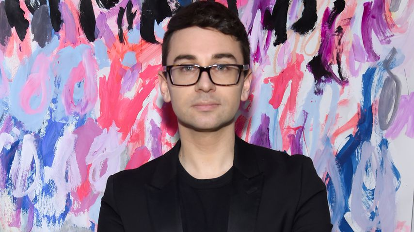 Christian Siriano bei einem Store-Opening in New York