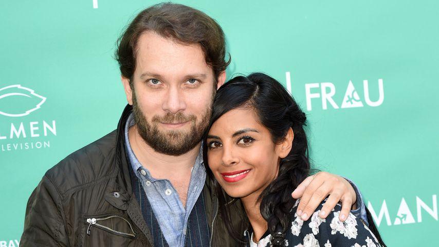 Christian Ulmen und seine Frau Collien Ulmen-Fernandes im September 2015