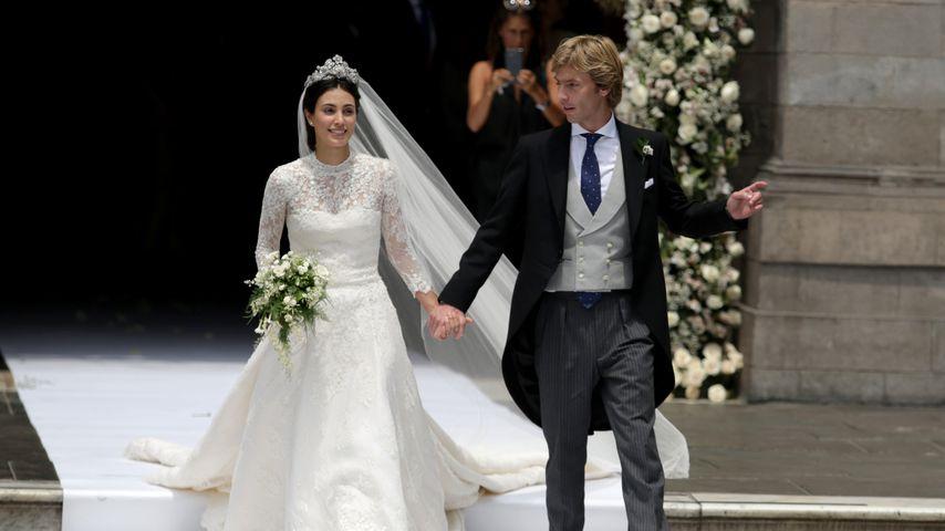 Prinz Christian und Prinzessin Alessandra von Hannover