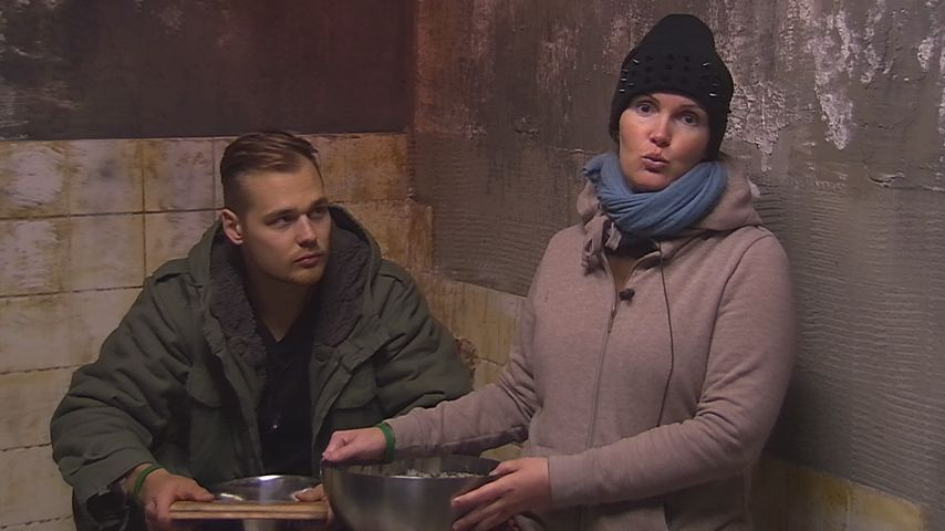 Für 200 Euro: BB-Christian & Bianca spendieren Burger-Menü