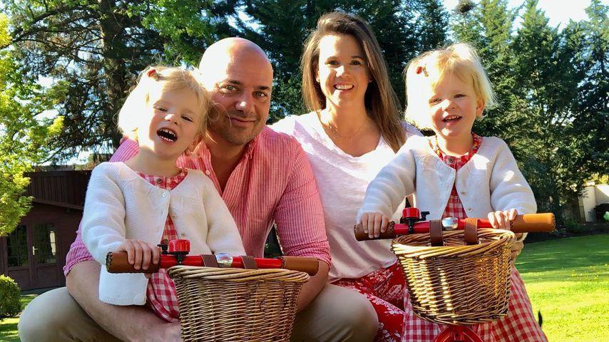 Zu Ostern: Christian Tews postet niedliches Familien-Foto!