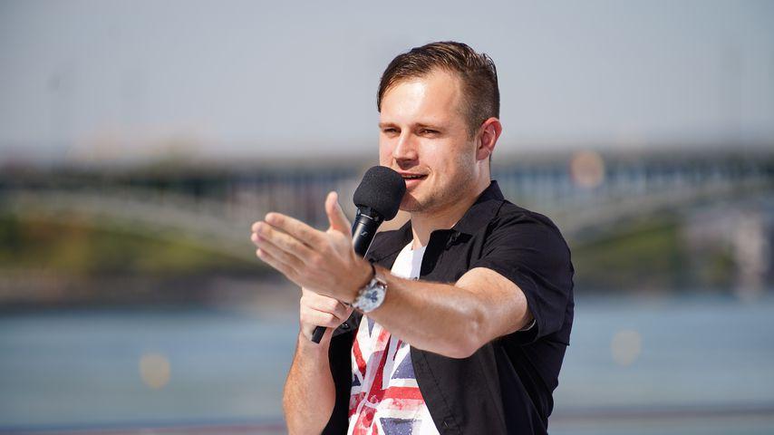 Christian Wening, DSDS-Kandidat