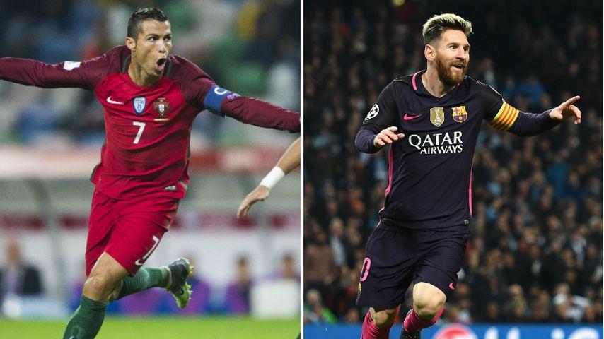 Neue Forbes-Liste: Keiner verdient mehr als Ronaldo & Messi