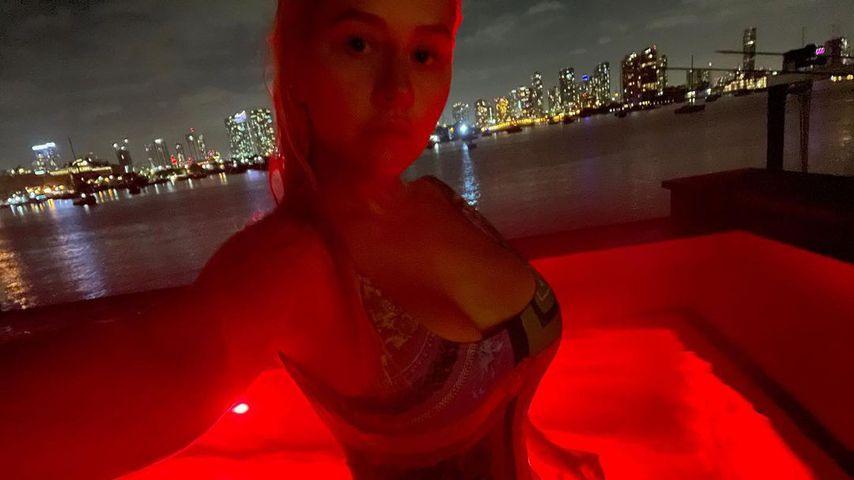 Christina Aguilera, Februar 2021