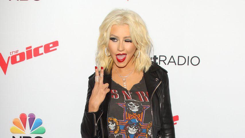 Streit zwischen Nicki & Cardi B: Christina Aguilera amüsiert