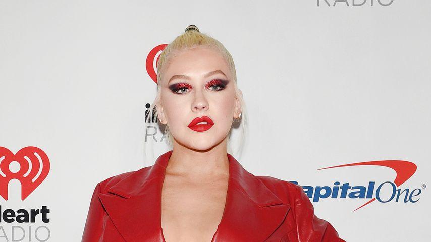 Christina Aguilera im September 2019