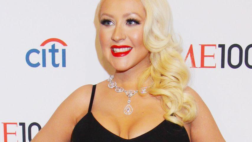 Noch dünner: Christina Aguilera ganz verändert!
