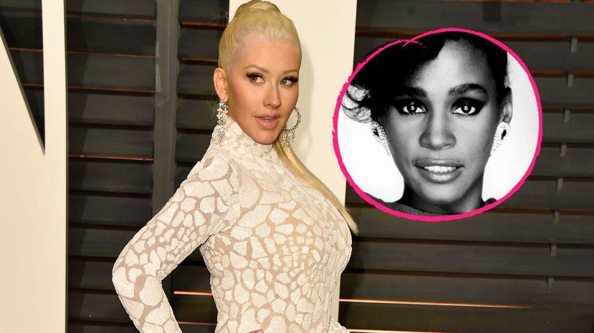 Abgesagter Whitney-Houston-Auftritt: Jetzt spricht Xtina!