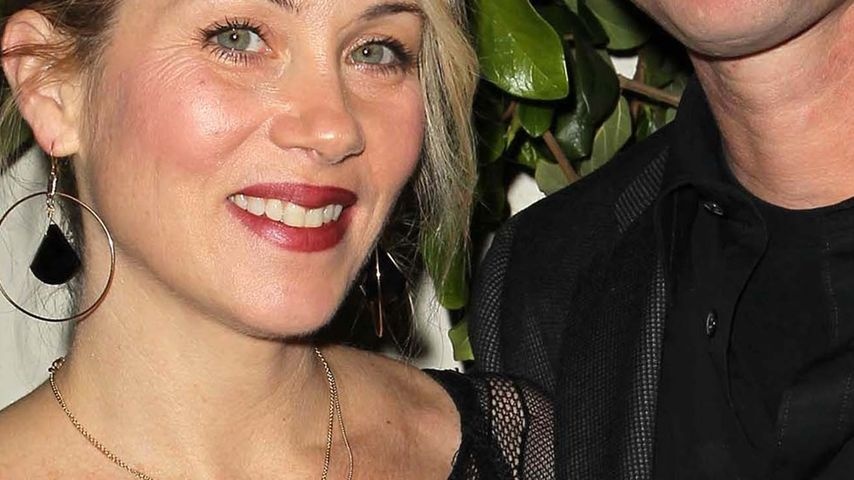 Nette Familie: Christina Applegate hat geheiratet