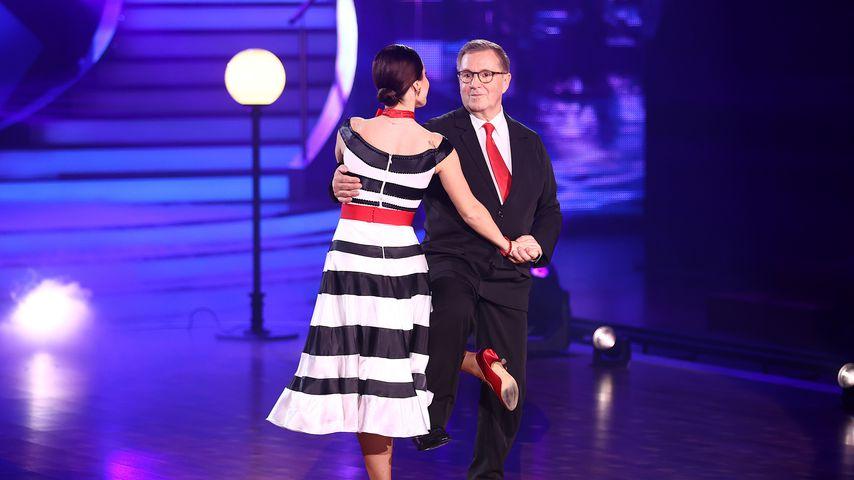 """""""Let's Dance"""": Jan und Christina mussten Training pausieren"""