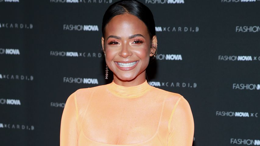 Christina Milian bei der Fashion Nova x Cardi B Collection Launch Party in Los Angeles