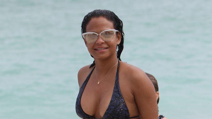 Sexy Bikini-Babe! Christina Milian zeigt ihre Killer-Kurven