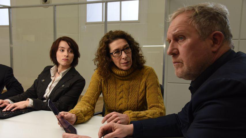 "Christina Scherrer im Film ""Tatort: Schock"""