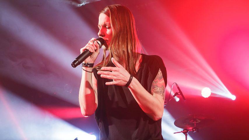 Tour-Ende vor Baby-Pause: Christina Stürmer tritt nun kürzer