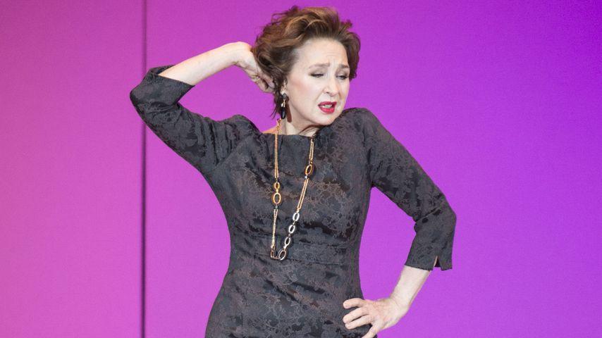 "Christine Kaufmann bei der Charity-Gala ""Light and Stars"""