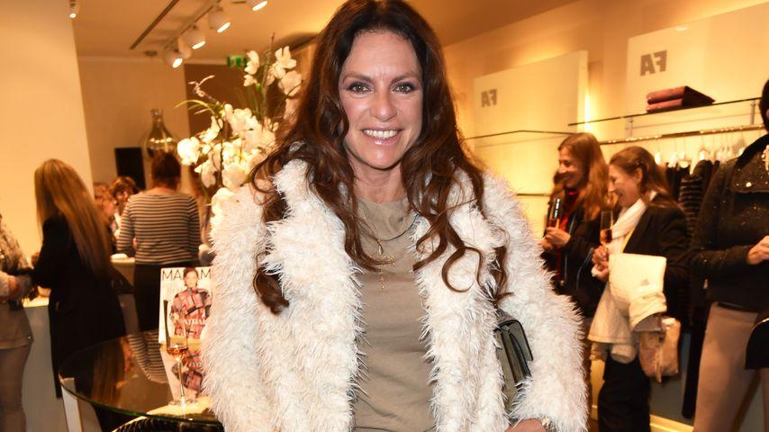 Christine Neubauer beim Airfield Fashion Cocktail in München