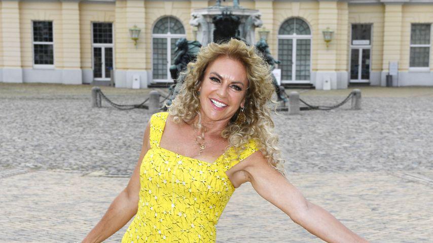 Christine Neubauer im Sommer 2019