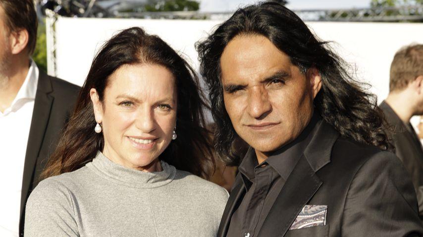 Christine Neubauer und José Campos