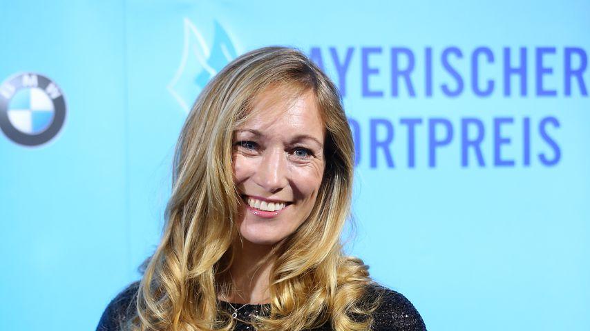 Christine Theiss beim Bayerischen Sportpreis, 2019