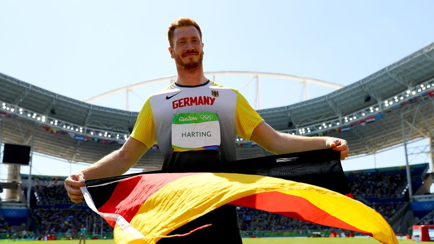 Olympia-Star Christoph Harting: Mega-Party nach Gold-Gewinn