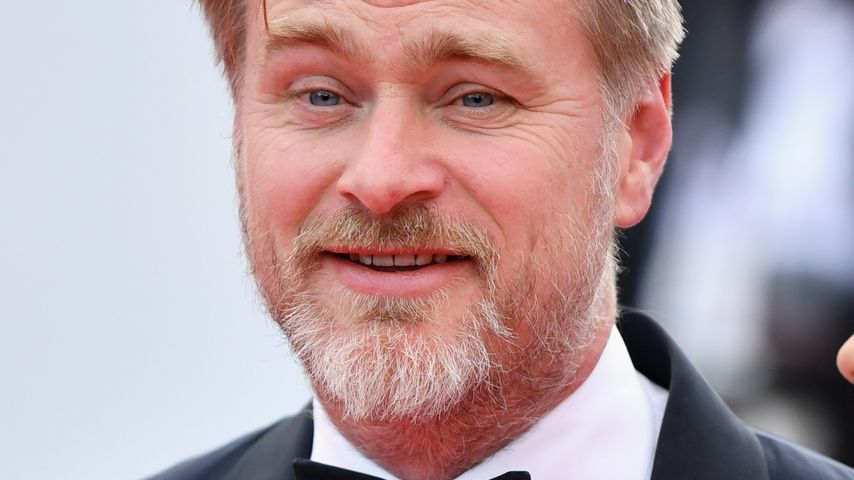 Christopher Nolan in Cannes