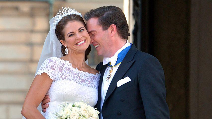 """Madeleine von Schweden: """"Chris liebte mich direkt"""""""