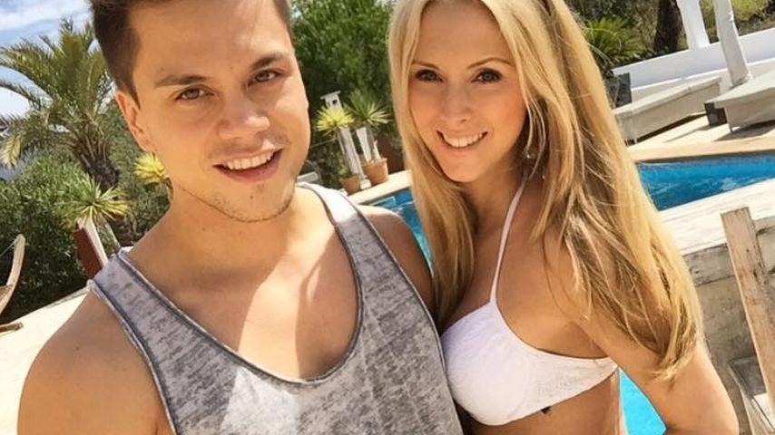 Traumhaft: DSDS-Christopher im Liebes-Urlaub mit Vivien