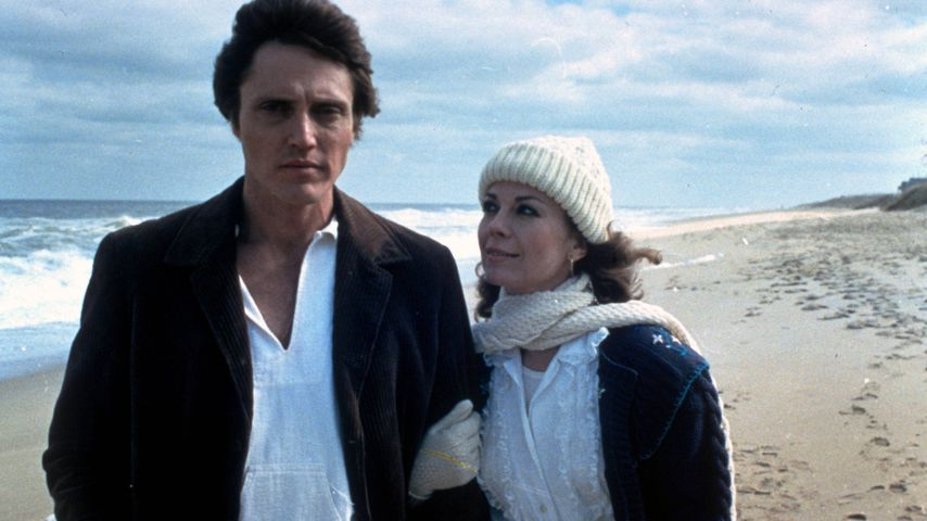 "Christopher Walken und Natalie Wood in dem Film ""Brainstorm"""