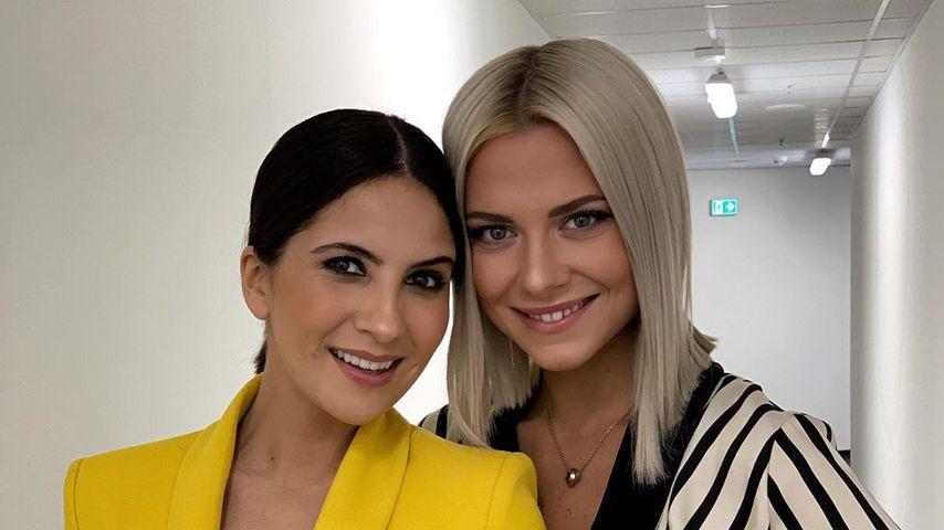 Beste Freunde: So süß gratuliert Valentina Pahde Chryssanthi