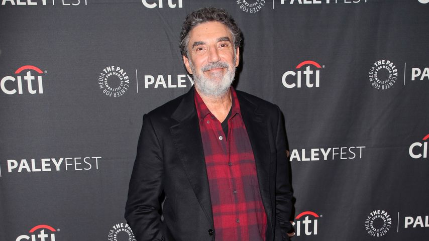 Chuck Lorre 2019 in Beverly Hills