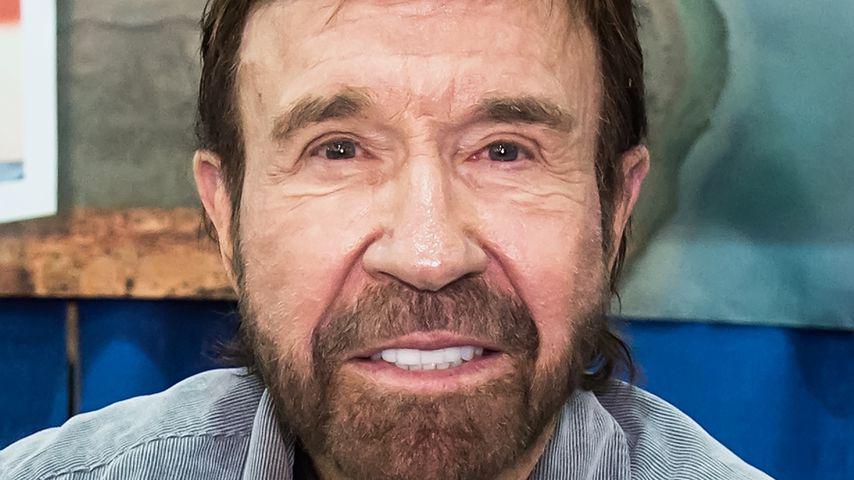 """Chuck Norris bei der """"Wizard World Comic Con"""" 2017"""
