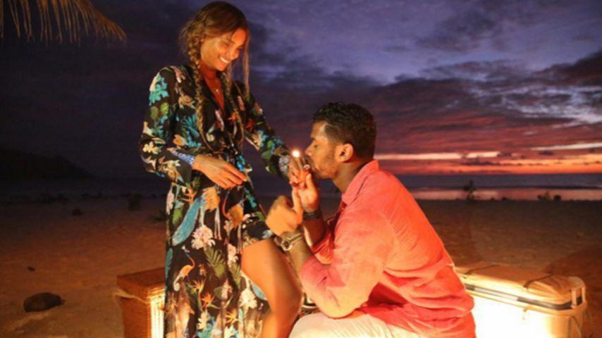 Nach knapp 1 Jahr: Ciara und Russell Wilson sind verlobt!