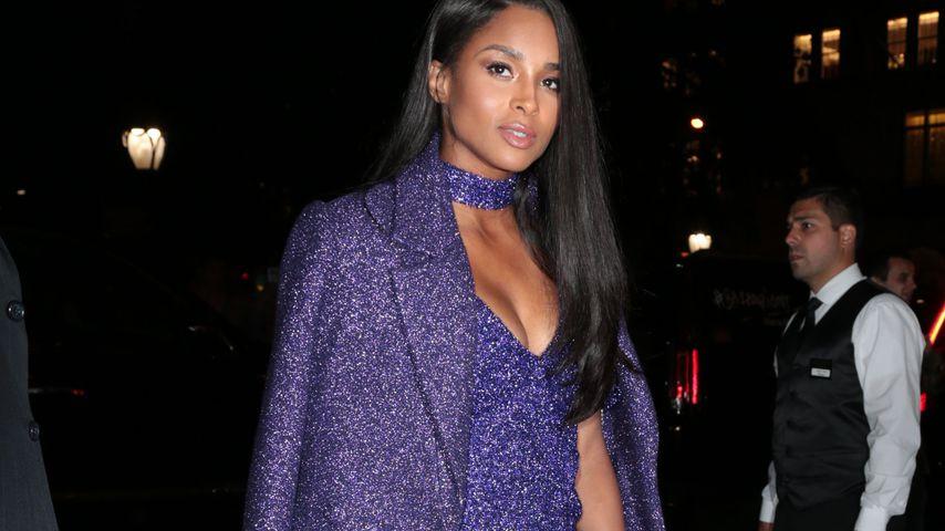 Ciara bei der Harper's Bazaar Party in New York City