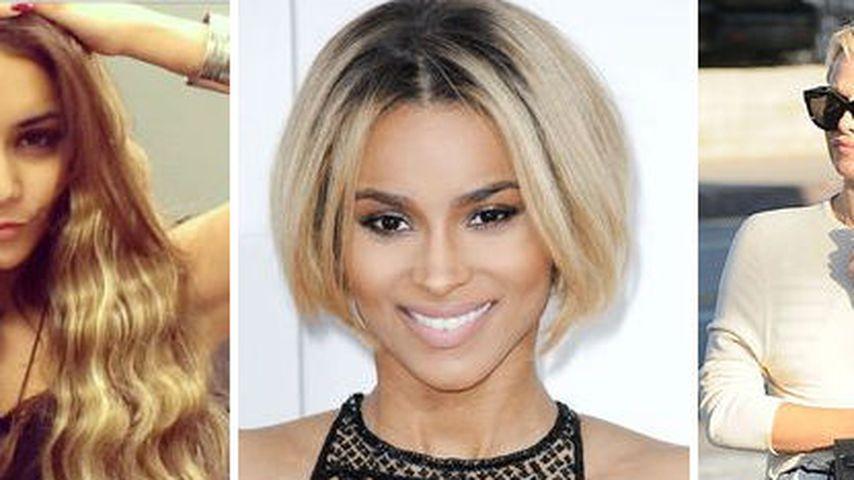 Hair-lich! Die schönsten Promi-Frisuren des Jahres