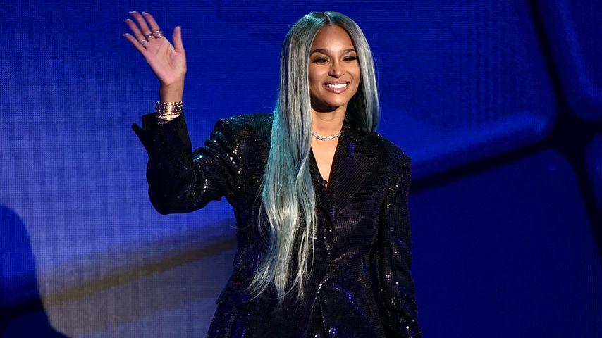 Ciara bei einem TV-Event im Dezember 2020