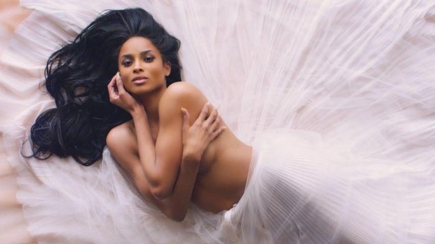 Rache an ihrem Ex? Ciara ultra-sexy in neuem Clip
