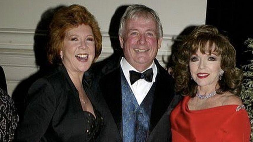 Joan Collins und Cilla Black