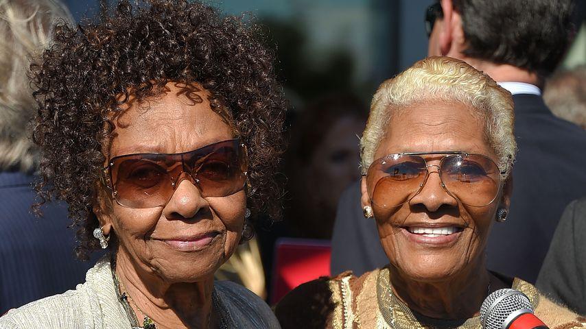 Cissy Houston und Dionne Warwick