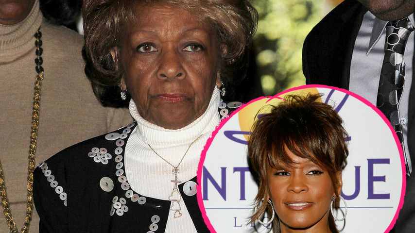 Sexueller Missbrauch? Jetzt spricht Whitney Houstons Mutter
