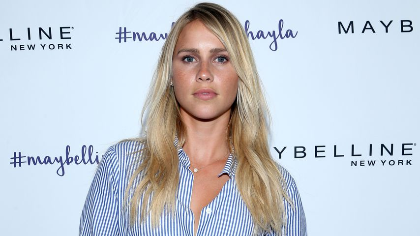 Claire Holt im August 2017 in West Hollywood